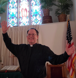 Pastor Chuck Aurand